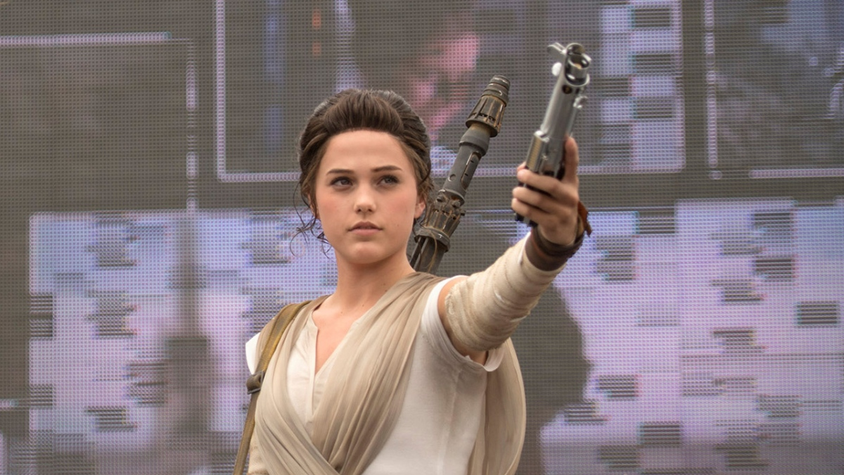 Rey Meet and Greet Experience Begins this May at Star Wars Launch Bay atDisneyland