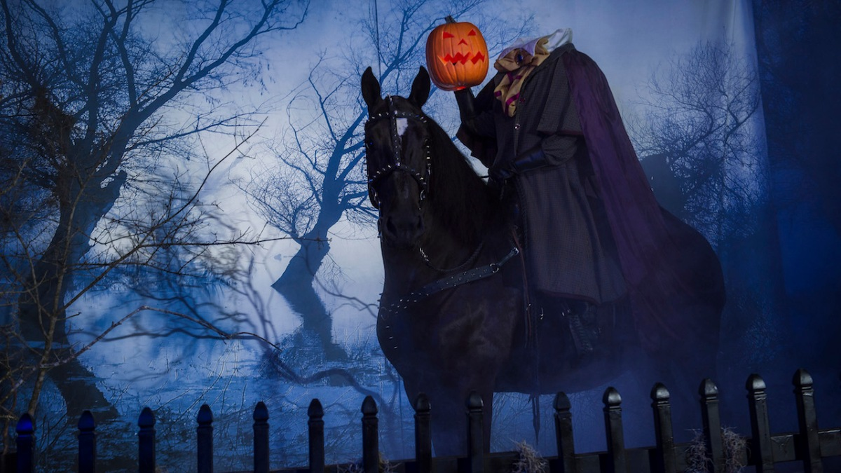 'Return to Sleepy Hollow' Comes Back to Fort Wilderness Resort &Campground