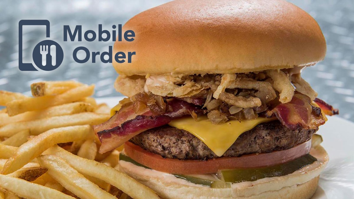 Disneyland Resort Announces Locations for New Mobile Ordering Service