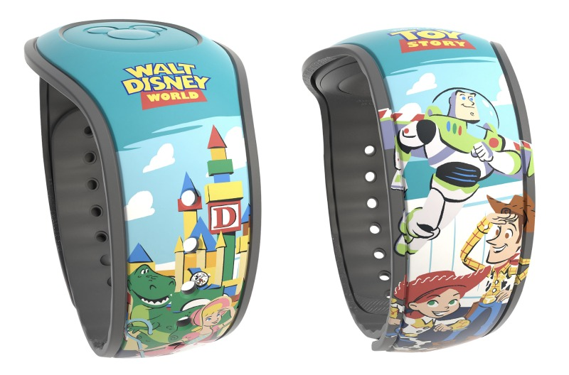 Disney Releases New Pixar-Themed MagicBands
