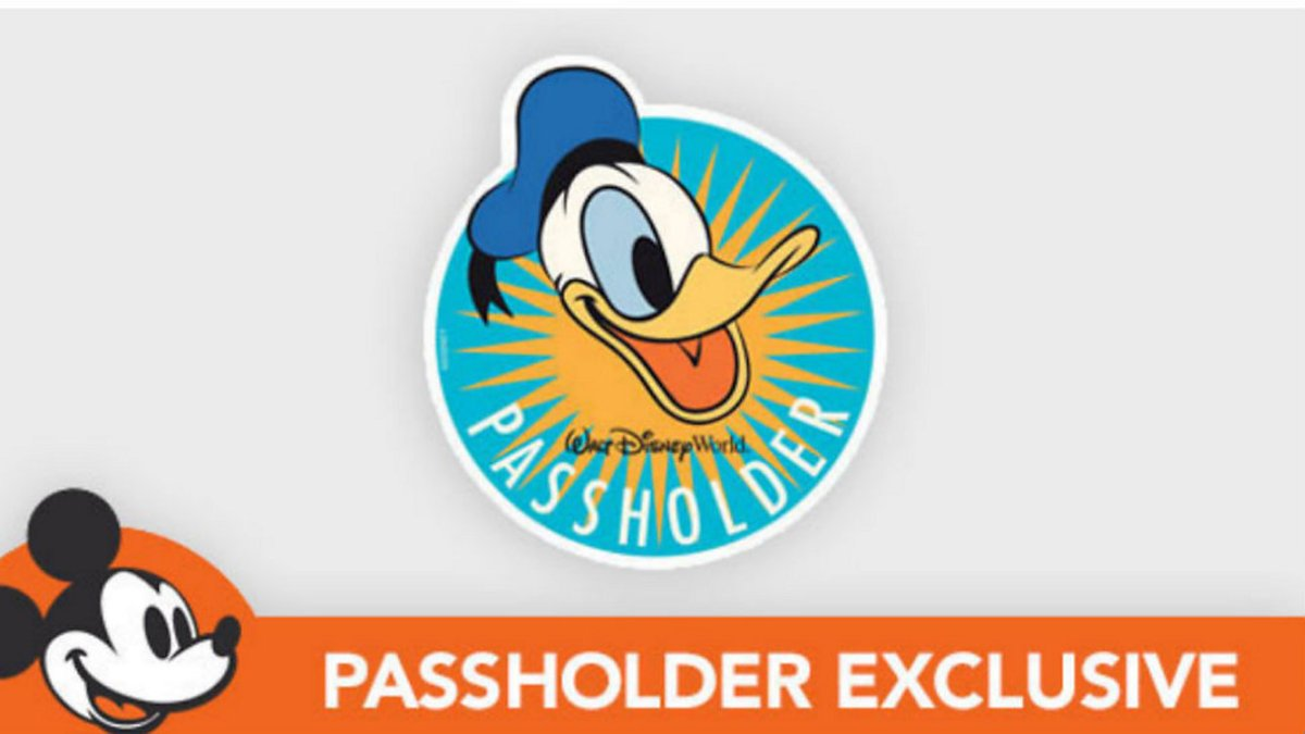 Donald Duck Annual Passholder Magnet Arriving in WDW Soon
