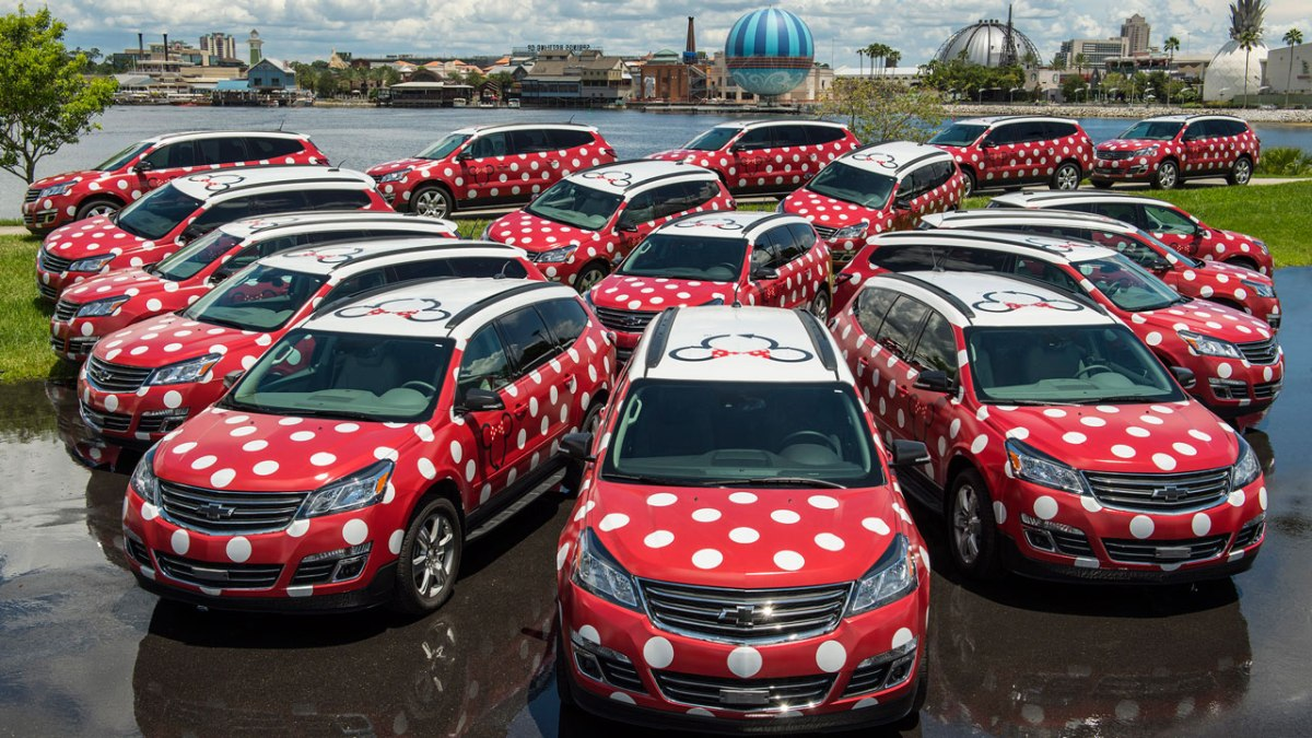 Minnie Van Service Now Available to all Walt Disney World Guests