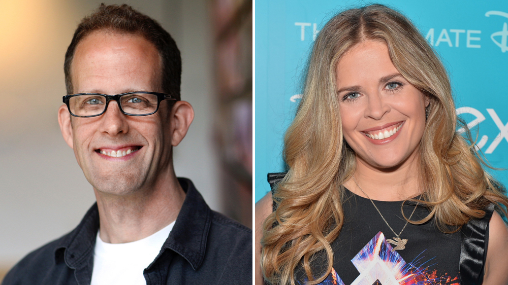 Disney Announces Jennifer Lee, Pete Docter to Run Disney Animation, Pixar