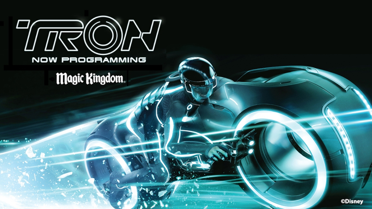 TRON Attraction Update: Walt Disney World Railroad & Tomorrowland Speedway Operations to be Affected