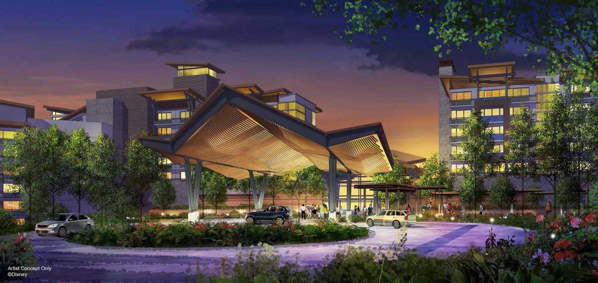 Walt Disney World Announces Plans to Build New Nature-Themed Resort