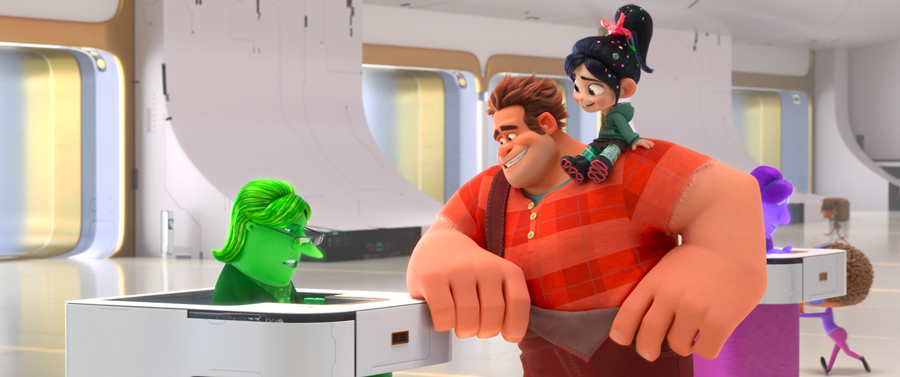 Sneak Peak of 'Ralph Breaks the Internet' Coming to Disney Parks in November