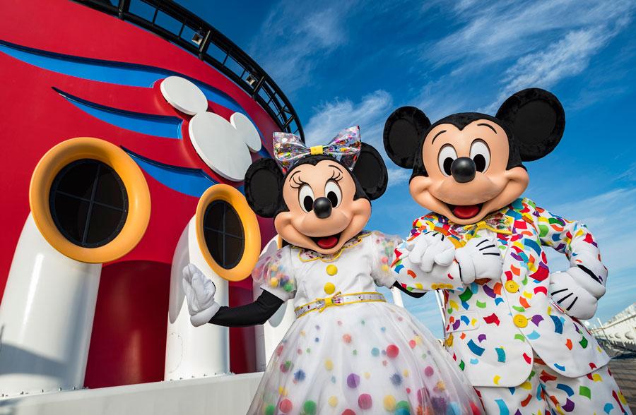 Disney Cruise Line Announces TestCruises