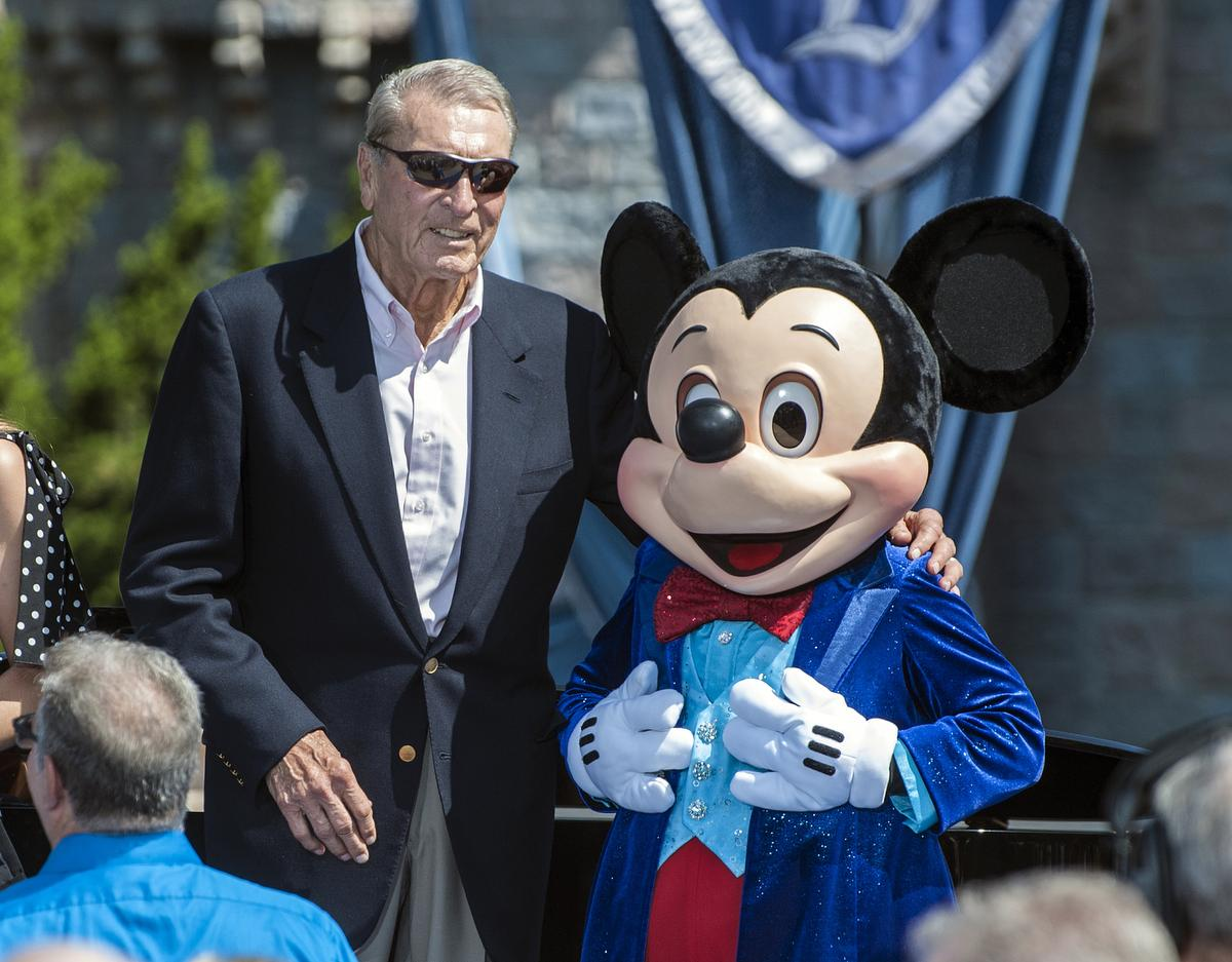 Ron Miller, Former Disney President and CEO Dead at Age 85