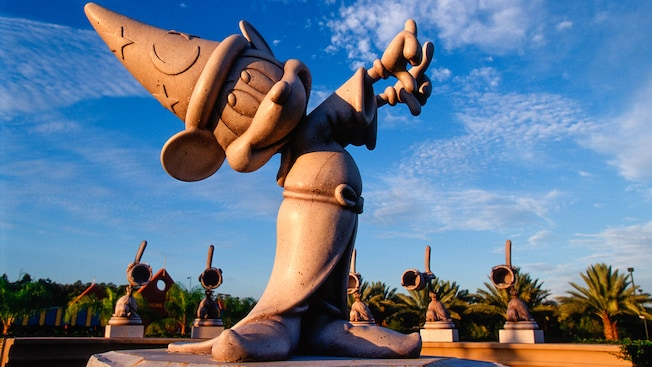 Fantasia Gardens Mini Golf Course Opens at Walt Disney World