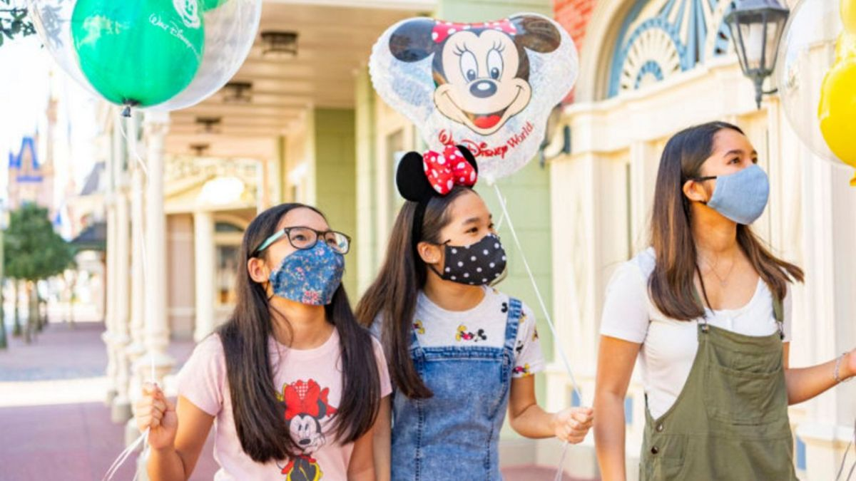 Walt Disney World Updates Mask Policy with More Stringent Requirements
