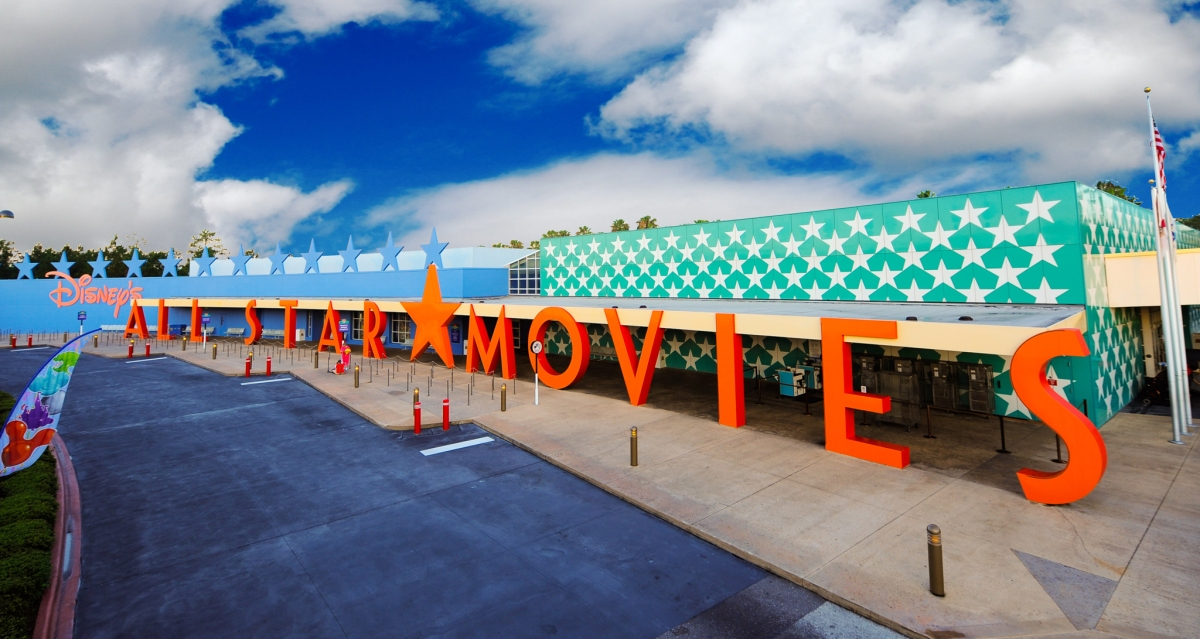 All-Star Movies Resort Scheduled to Re-Open on February 2021