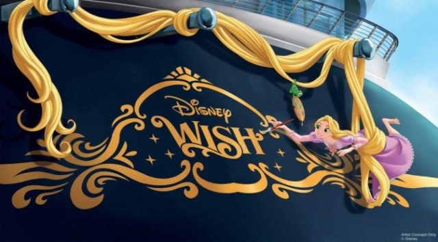 Disney Cruise Line Announces Date of Maiden Voyage of Newest Ship