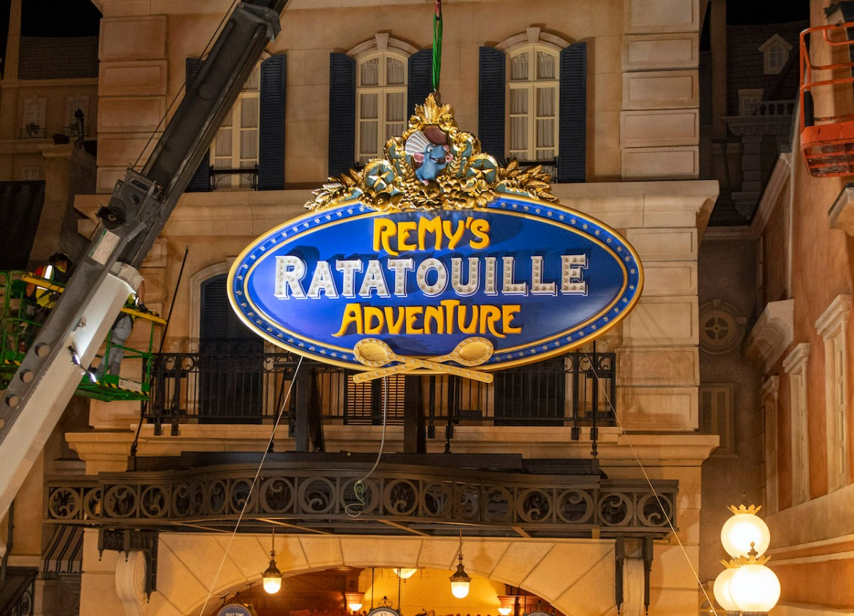 Josh D'Amaro Confirms that Remy's Ratatouille Adventure to Open in 2021