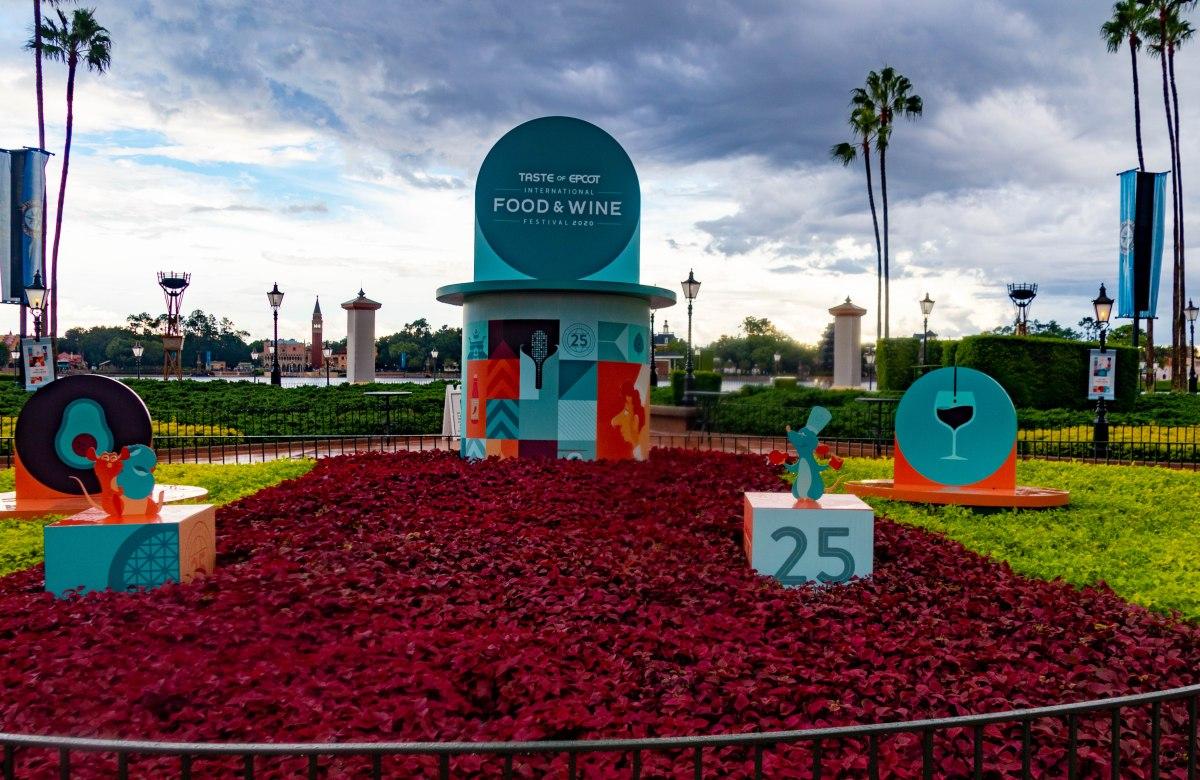 Walt Disney World Announces Dates for 2021 Taste of EPCOT International Flower and GardenFestival
