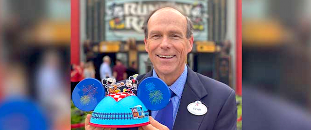 Imagineer Kevin Rafferty to Retire After 42 Years With Disney