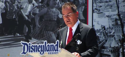 George Kalogridis Named Global Ambassador for Walt Disney World 50th Anniversary Celebration