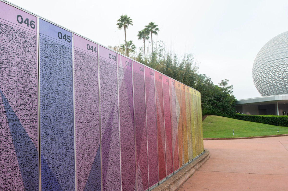Leave a Legacy Begins its Return to EPCOT
