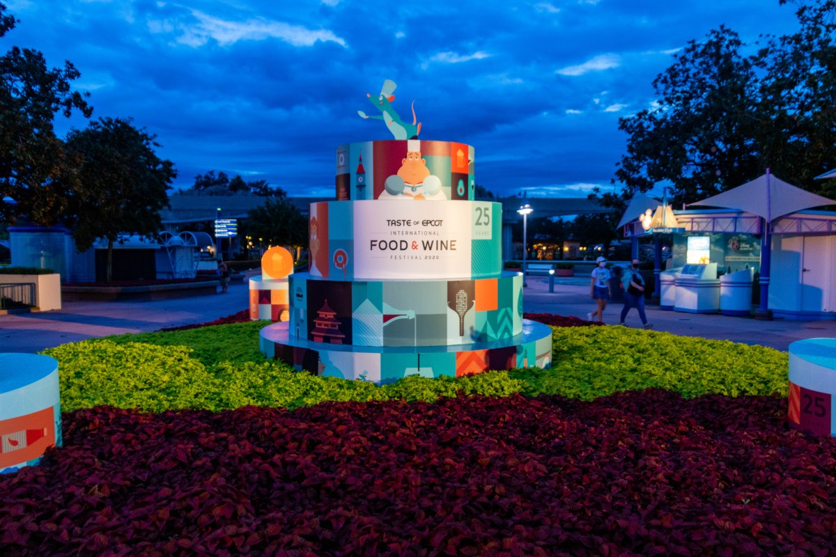The EPCOT International Food & Wine Festival for 2021 to Begin July15th