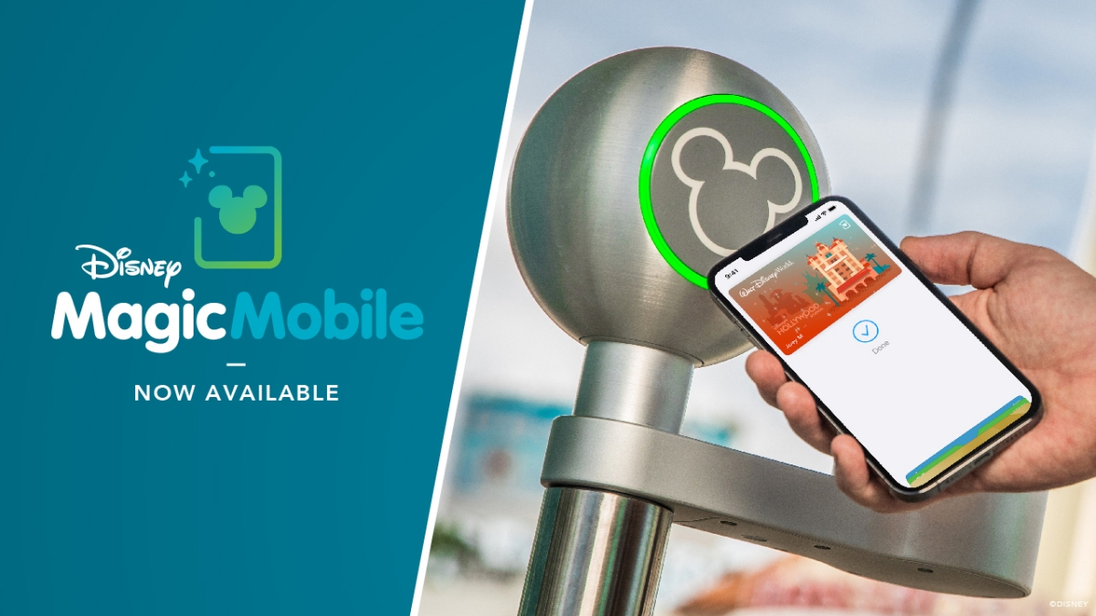 Disney MagicMobile Launches on Apple Devices for All Guests