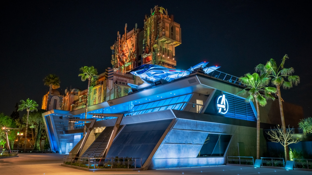 Avenger's Campus to Open at Disney California Adventure on June 4th