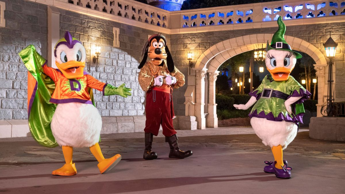 Disney After Hours BOO BASH Coming to Magic Kingdom forHalloween