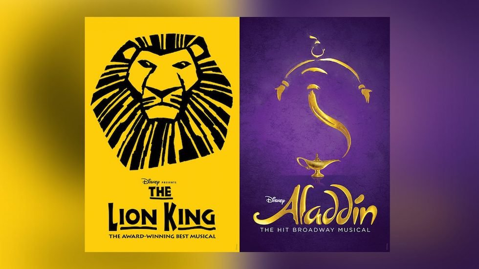 Disney on Broadway Announces Return Dates for 'The Lion King,' and'Aladdin'