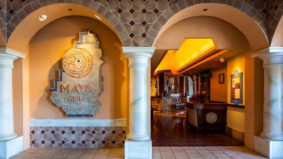 Maya Grill to Re-Open NextWeek
