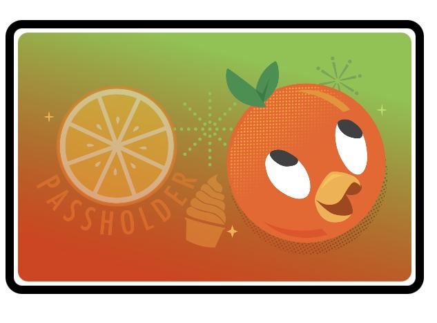 Walt Disney World Adds Figment and Orange Bird Annual Passholder Cards to DisneyMagicMobile