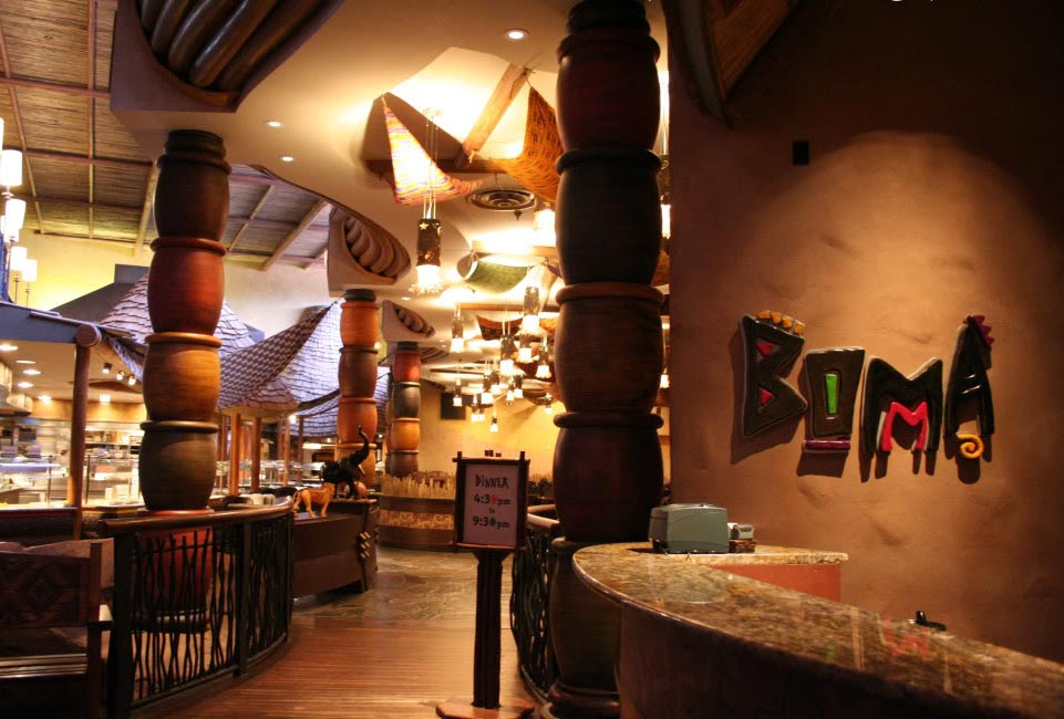 Boma to Re-Open Late This Week at Disney's Animal KingdomLodge