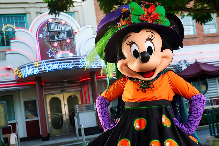 Minnie's Halloween Dine Returns to Hollywood andVine