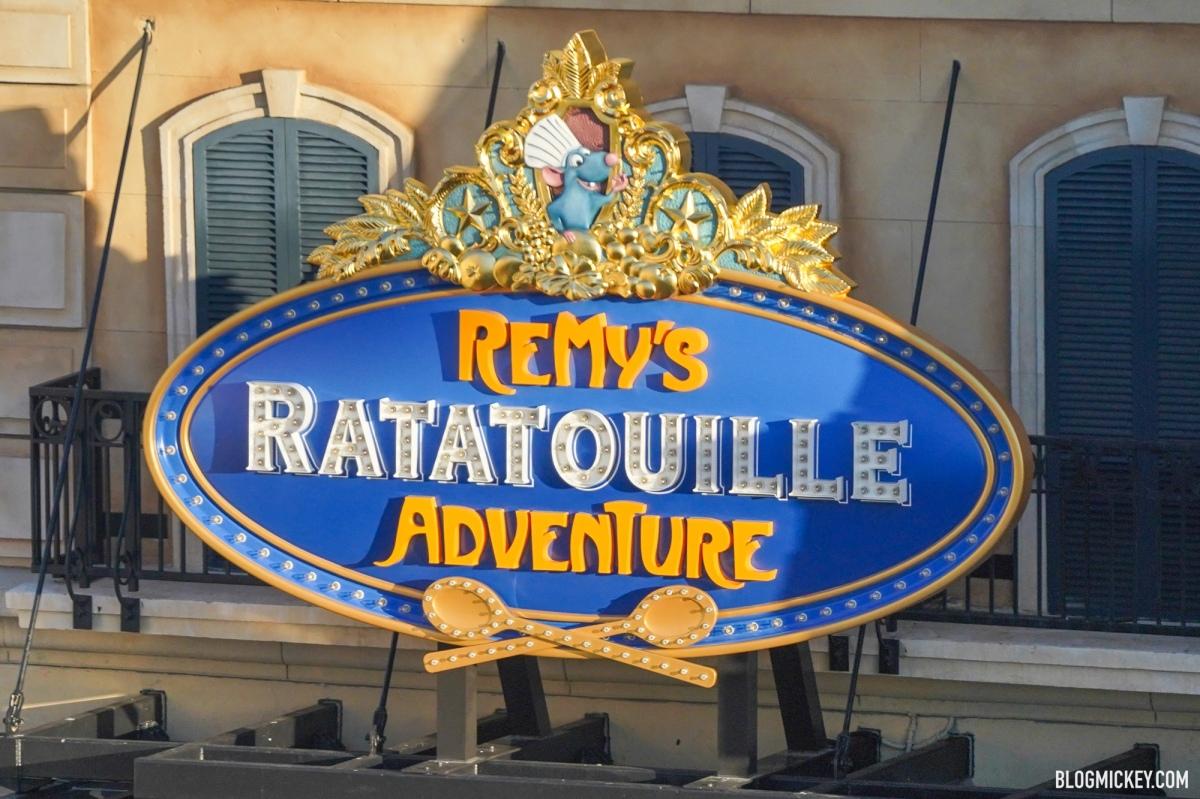 Walt Disney World Announces Cast Member Preview Dates for Remy's RatatouilleAdventure