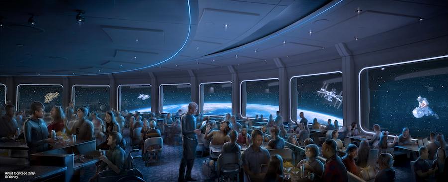 Space 220 Restaurant to Begin ServiceMid-September
