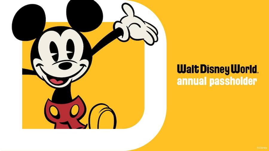 Walt Disney World to Resume Annual Pass Sales September8th