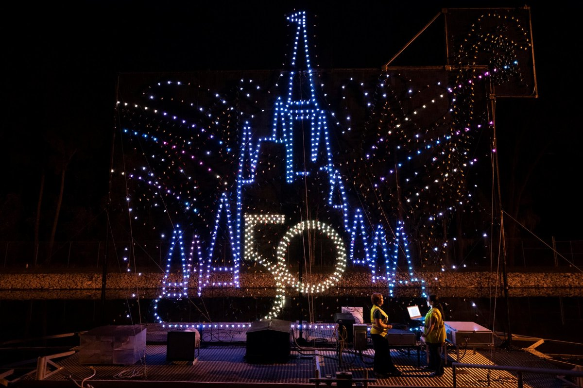 Electrical Water Pageant Getting New 50th AnniversaryScene