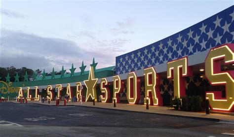 Walt Disney World Delays Re-Opening of Disney's All Star SportsIndefinitely