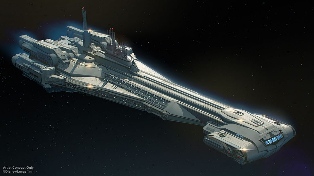 First Voyages of Star Wars: Galactic Starcruiser to Begin March 1,2022